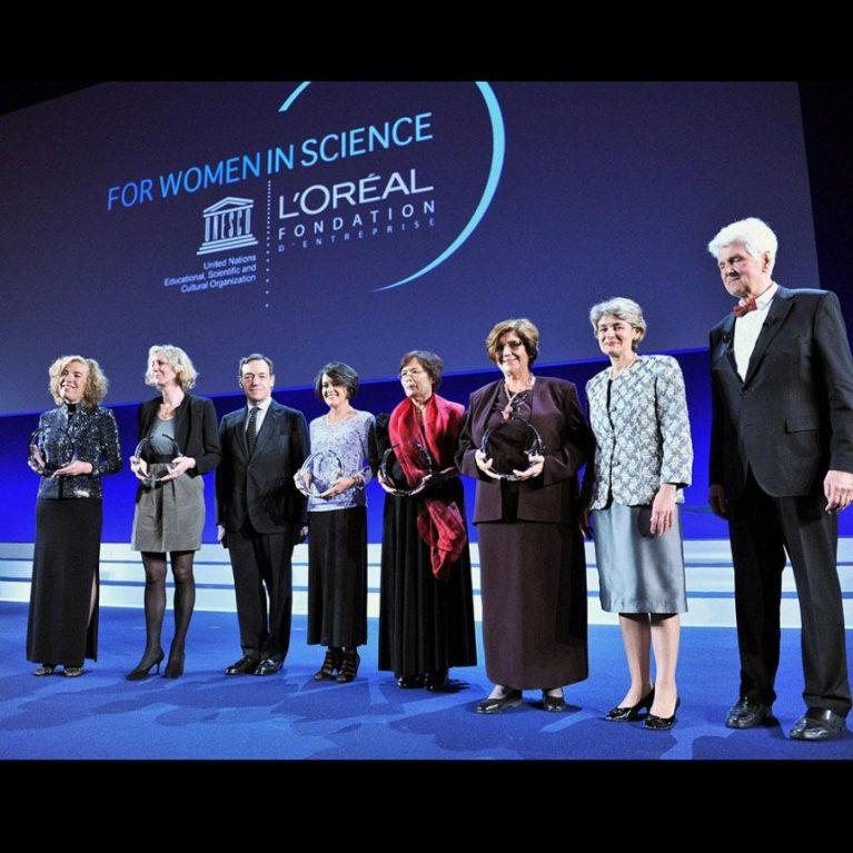 La Fundación L'Oréal y la #UNESCO ahora convocan a Líderes masculinos