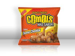 Diseño de packaging y branding Combis