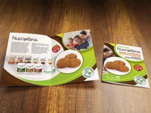Diseño folletos Nutrite