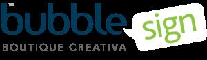 Logo Bubblesign