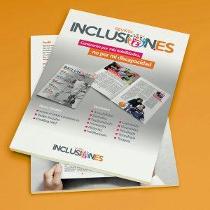 Folleto Revista Inclusiones