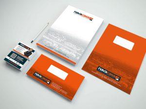 Diseño de imagen corporativa Navacasa