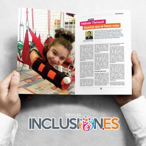 Diseño Editorial Revista Inclusiones