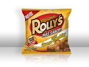 Diseño de packaging y branding Rolllys