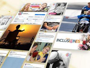 Redes sociales Revista Inclusiones