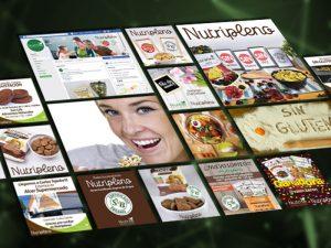 Redes Sociales Nutrite