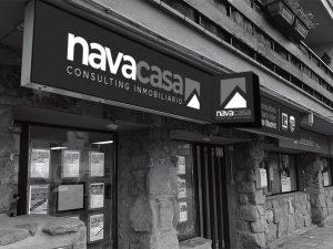 Diseño de logotipo Navacasa