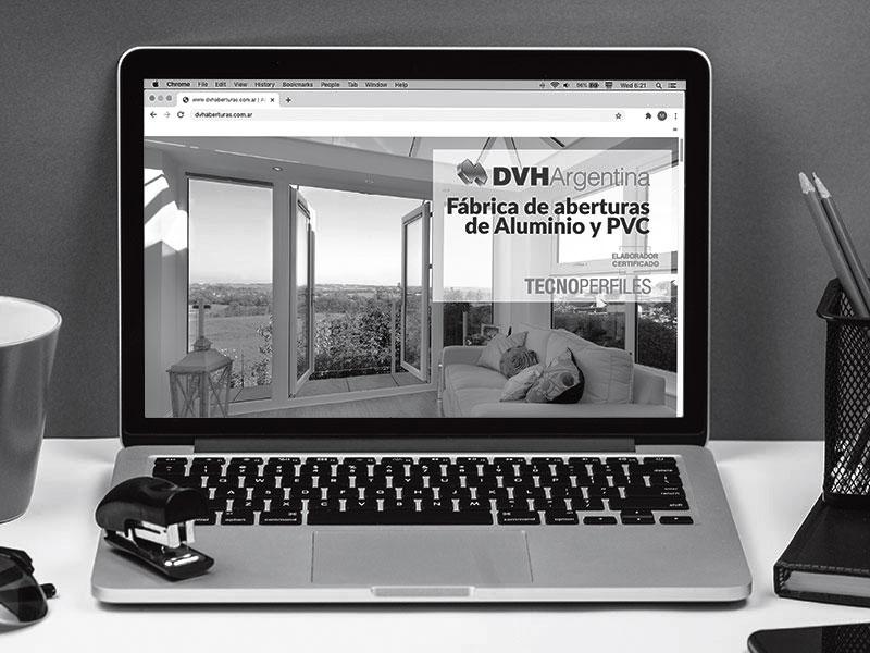 Website DVH