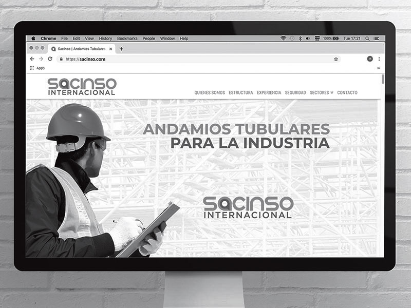 Website Sacinso